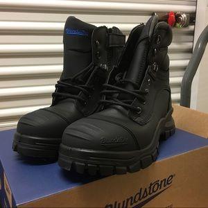 Blundstone 997 Work & Safety Combat Boot